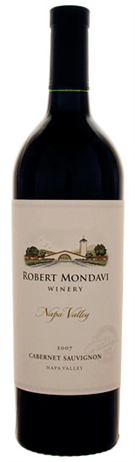 Robert Mondavi Winery Cabernet Sauvignon Napa Valley